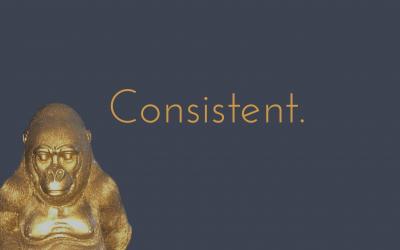 Consistent.